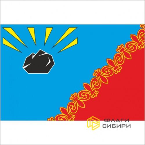 Флаг Черногорска