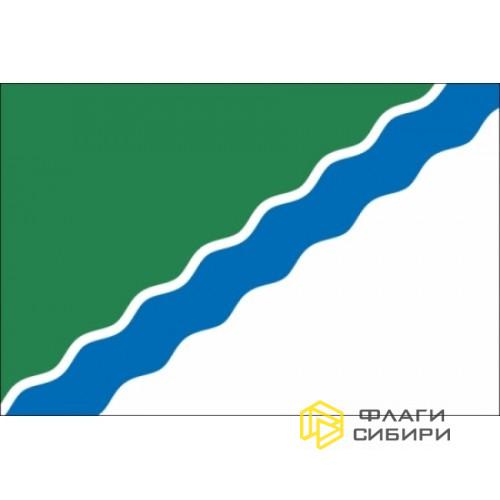 Флаг 90*135 см, Новосибирска