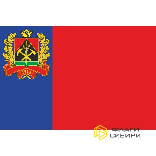 Флаг Кемеровской области с 2002 до 2020 г