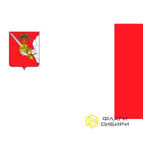 Флаг Вологодской области