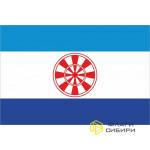 Флаг Эвенкийского района Красноярского края