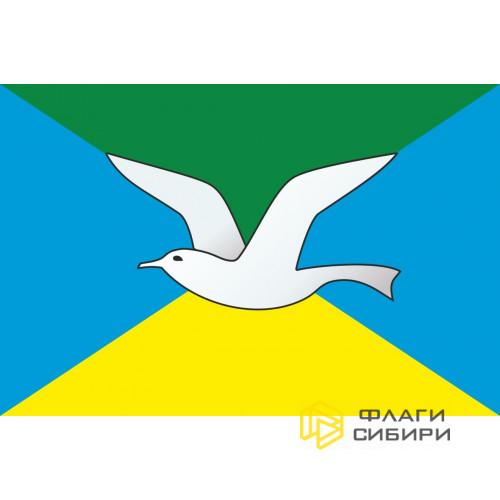 Флаг пгт Ордынское