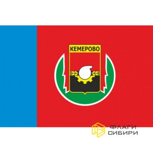 Флаг Кемерова (до 2019 года)