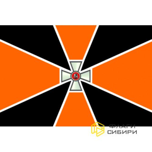 Флаг с крестом Святого Георгия