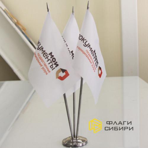 Флаг на заказ 12*18 см