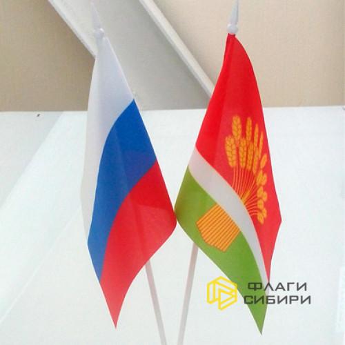 Флаг на заказ 15*22 см