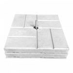 Квадрат (металл), + 2 плиты, 40*40см, 45,6кг