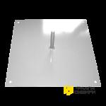 Основание квадрат (металлический), 40*40см