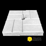 Квадрат (металл), + 1 плита, 40*40см, 25,6кг