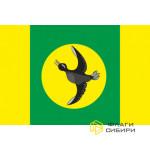 Флаг Баганского района
