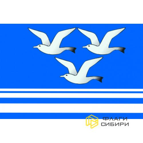 Флаг Чистозерного района