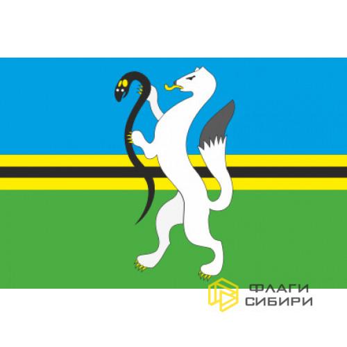 Флаг Чулымского района