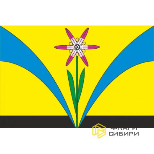 Флаг Искитимского района