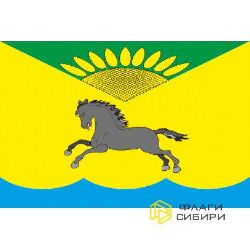 Флаг Карасукского района