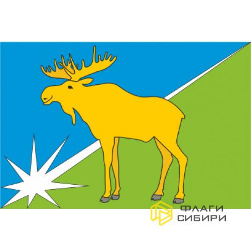 Флаг Кыштовского района