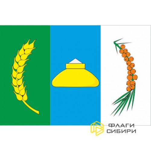 Флаг Новосибирского района