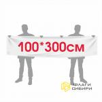 Растяжка 100*300см