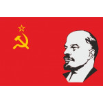 "Флаг ""Ленин"""