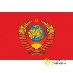 Флаг СССР с Гербом №1