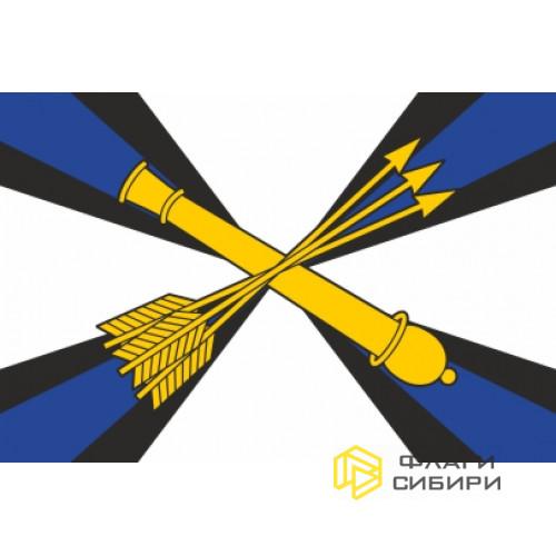 Флаг войск ПВО (Противовоздушной обороны, противовоздушных войск)