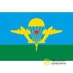 Флаг ВДВ  (Воздушно-десантных войск) СССР