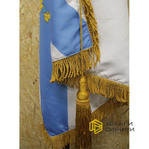Знамя на заказ 70х105 см