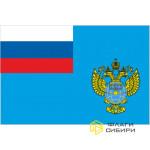 Флаг Федеральной аэронавигационная службы РФ