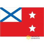 Флаг ВМФ командующего флотилией (эскадрой)