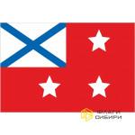 Флаг ВМФ командующего флотом
