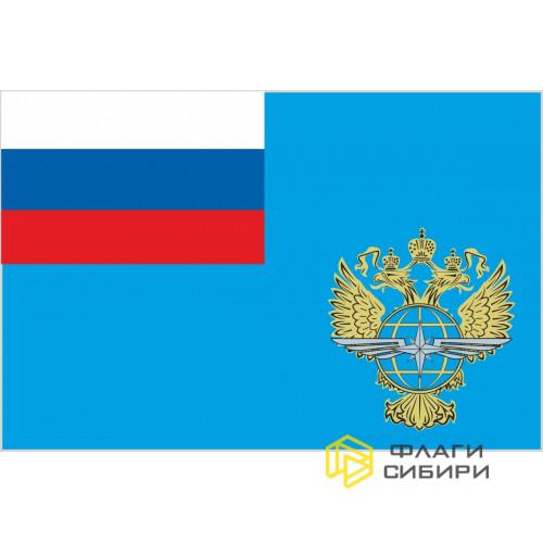 Флаг Министерства транспорта