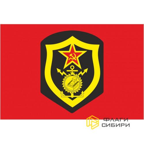 Флаг Строительные войска СССР