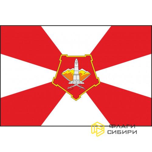 Флаг Центрального военного округа (ЦВО)