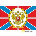 Флаг ВМС России (Министра Обороны РФ)