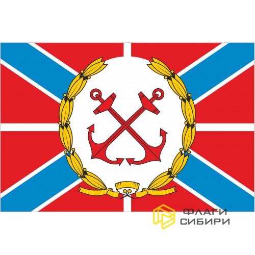 Флаг ВМС России (Начальника Генерального Штаба ВС РФ)